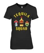 Tequila Squad Shirt Funny Drinking Cinco De Mayo Tshirt - $19.99+