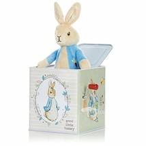 KIDS PREFERRED Beatrix Potter Peter Rabbit Jack-in-The-Box, Multi-Colore... - $61.99