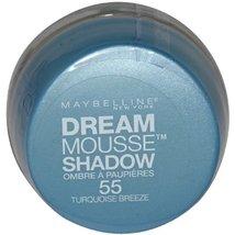 MAYBELLINE Gift Set (Dream Mousse Shadow, Turquoise Breeze Women Eye Sha... - $14.84