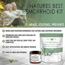 Sitz Bath Soak: Provides Soothing Treatment for Hemorrhoids, Fissures & Postpart image 4