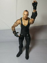 THE UNDERTAKER Mattel 2011 Elite WWE Wrestling Action Figure with Mohawk - $16.79