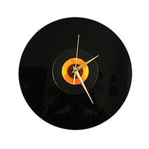 "Alien Storehouse 12"" Retro 3D CD Style Nostalgia Wall Clock - $58.50"