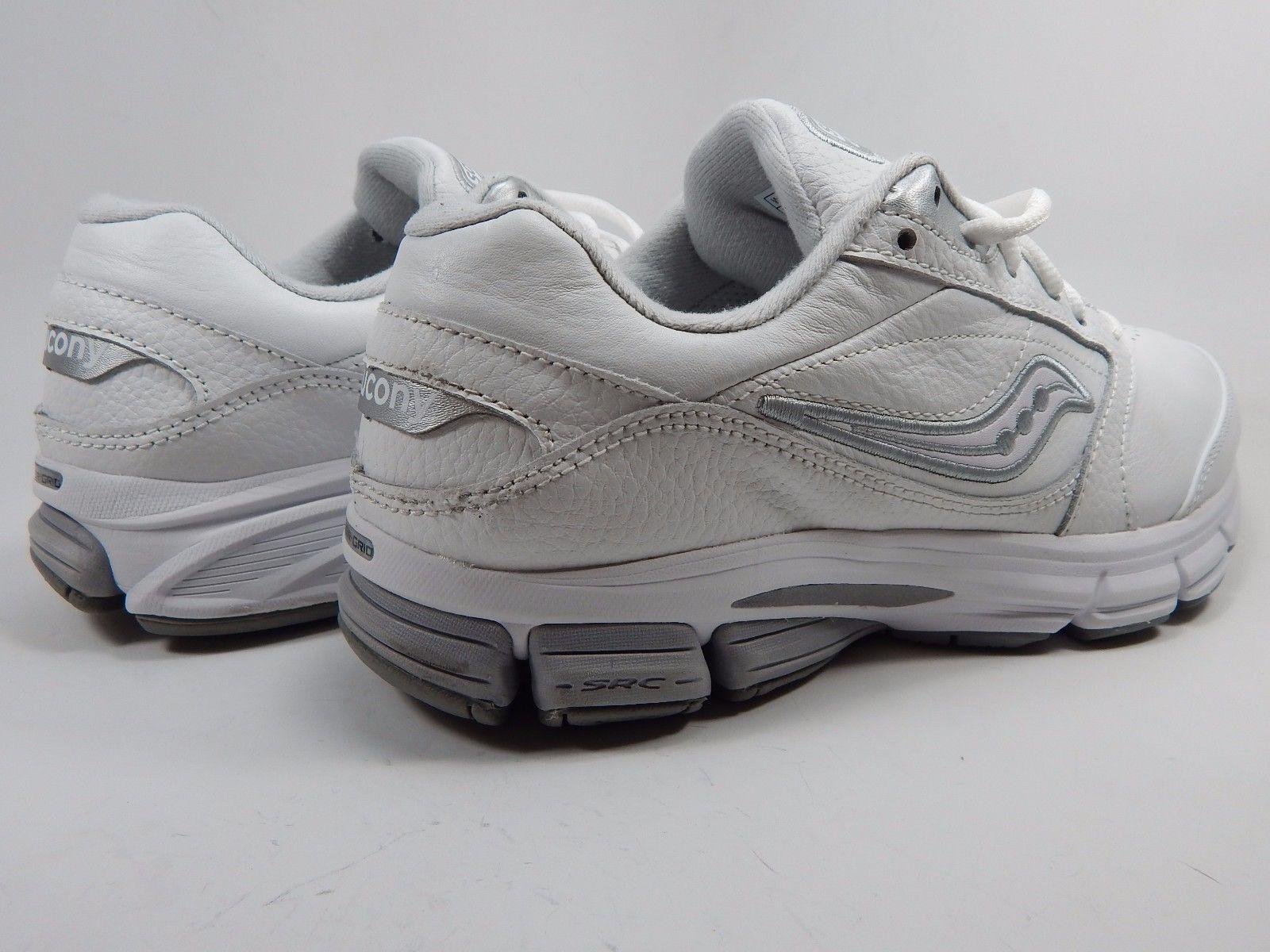 Saucony Echelon LE2 Women's Walking Shoes Size US 9 M (B) EU 40.5 White 15173-1