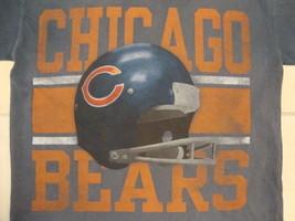 NFL Chicago Bears National Football League Fan Team Apparel Blue T Shirt M - $15.83