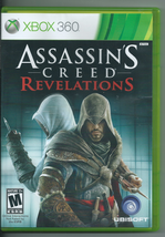 Assassin's Creed: Revelations (Microsoft Xbox 360, 2011) Complete. - $6.44