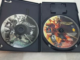 The Legend of Dragoon (PlayStation 1, 2000) PS1 Disc 1 Only 2 copies - $14.85