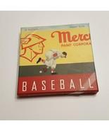 Baseball: An Illustrated Collection of 30 Baseball Postcards Book Supple... - $12.00