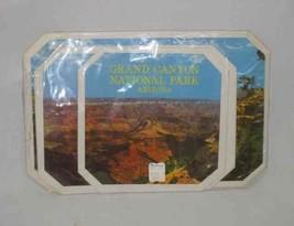 "NEAT Vintage 6"" X 9"" FRED HARVEY Grand Canyon Souvenir Trivet - $76.29"
