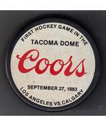 1993 Cooper Coors Premier Jeu TACOMA Dôme Calgary Flames Los Angeles Kin... - $49.91