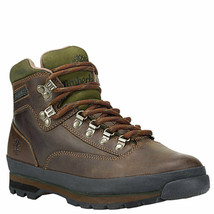 TIMBERLAND 6534A MEN'S BROWN LEATHER HIKER BOOTS - $109.00