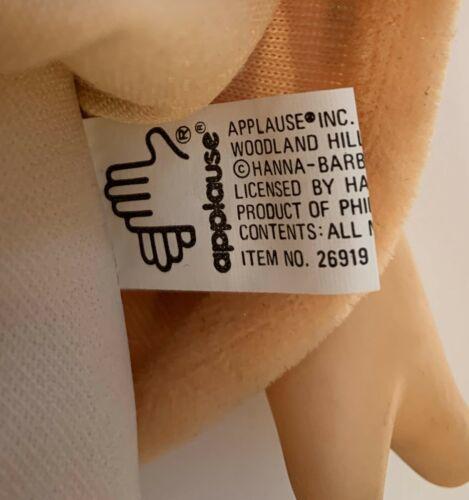Vintage Fred Flinstone Latex Doll Applause Hanna Barbara image 6