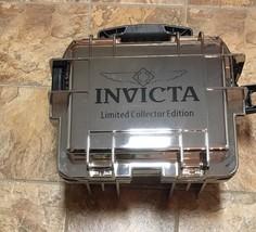 Invicta Chrome Mirror Finish 3 Slot Scuba Watch Dive Case - $35.00