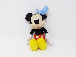 """Just Play Disney Junior 11"""" Stuffed Plush Roadster Racer Mickey Mouse - New - $12.34"""