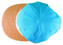 Leaders1354 Chicago New Era Varsity Teal/Orange Strapback Baseball Hat Cap Miami image 5