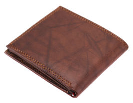 Tommy Hilfiger Men's Extra Capacity RFID Leather Traveler Wallet Tan 31TL240006 image 7