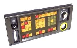 FANUC A02B-0092-C141 OPERATOR'S PANEL W/ A16B-1310-0380/04B BOARD, A02B0092C141