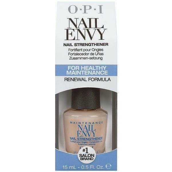 OPI NAIL ENVY NAIL STRENGTHENER RENEWAL FORMULA FOR HEALTHY MAINTENANCE 15ML
