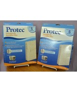 Set of 2 Protec Extended Life Humidifier Filter WF815 Replacement Filter 5 - $17.05