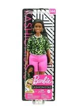 BARBIE Fashionistas Doll #144 Curvy Braids Beautiful Black African American - $14.00