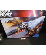 Poe's X-wing fighter Star Wars The Force Awakens Disney Hasbro Poe Damer... - $90.64