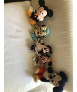 VINTAGE 1950 Disney's  Mickey & Minnie Doll & 1980 Mickey Mouse Bank - $99.99