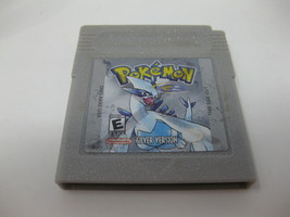 Pokemon Silver Version Nintendo Game Boy Color - Authentic OEM - $23.75