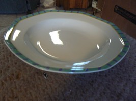 Studio Nova soup bowl (Blue Lights) 6 available - $3.86