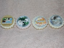 Yankee Candle Co CHOOSE SCENT Wax Potpourri Tart .8 oz/22g New 8hrs Frag... - $7.50