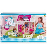 Nancy house for doll with accessories from 3 years famosa 700015130 - $502.21