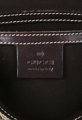 Gucci GG Supreme Monogram Canvas Shoulder Bag