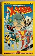 X-MEN paperback B&W Giant-Size X-Men #1 (1982) Marvel Books reprint pb 1st FINE- - $13.85