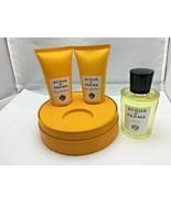3pc Gift Set Acqua di Parma Colonia Eau de Cologne 3.4oz EDC+Body cream ... - $89.10