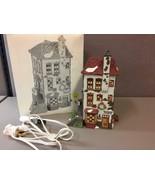 Dept 56 Dickens Village C.H. Watt Physician in Original Box # 55689 - $41.57