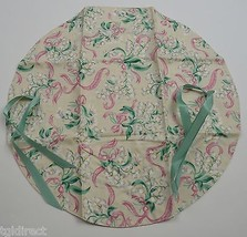 Longaberger Lily Of The Valley Basket Liner Cotton Collectible Accessory... - $14.99