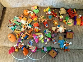 Big Assorted Vintage Lot McDonald's Toys Figures Restaurant Toy Lot & More - $14.84