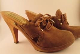 Michael Kors Platform High Heel Slip on Tassel ... - $24.61