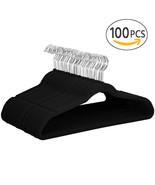Non-Slip Flocked Velvet Hangers Clothes Hangers Suit/Shirt/Pants - $66.00