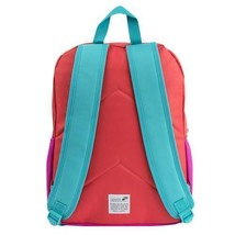 "BRAND NEW! Yoobi 17"" Standard Laptop Backpack -  Coral Color image 2"