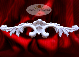 Sugarcraft Molds Polymer Clay Cake Border Mold Soap Molds mold 4454532 - $52.00