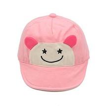 Hat Sunscreen Breathable Baby Cuff Cotton Baseball Cap Visor Cap Baby image 2