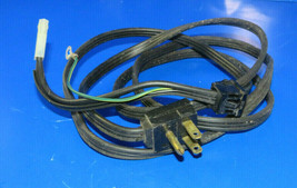 General Electric Washer : Power Cord (WH19X311 / WH19X0311) {TF2276} - $14.84