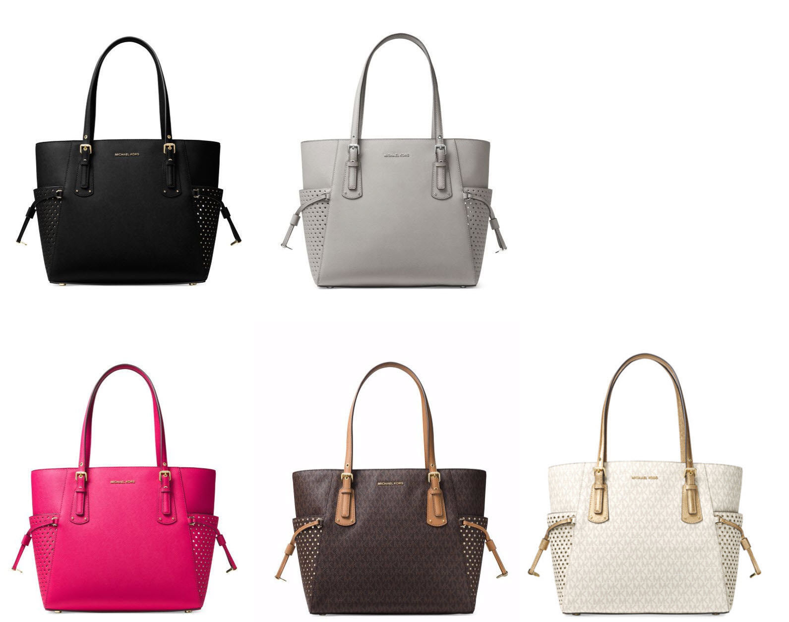 b8850a33a97a Michael Kors Voyager East West Tote and 50 similar items. 57