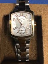 New / Old Stock Philip Stein Classic Tank Watch... - $712.79