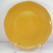 """Lenox Desert Flora Goldenrod Dinner Plate 11.25"""" Yellow Southwestern - $23.76"""