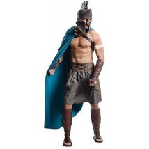 300 Deluxe Themistocles Spartan Warrior Ancient Halloween Costume Cospla... - $49.50