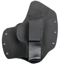 Ruger LCP Holster RIGHT - IWB Kydex & Leather Hybrid - Shirt Tuckable NWT - $24.00