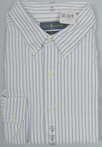 NEW! Polo Ralph Lauren Shirt! *Thick Oxford Fabric*  *3 Styles*  *Big & tall* - $59.99