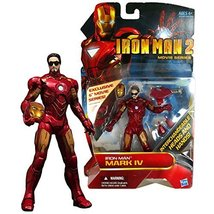 Marvel Year 2007 Iron Man 2 Movie 6 Inch Tall Exclusive Figure - IRON MA... - $142.99