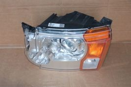 05-09 Land Rover LandRover LR3 Xenon HID Headlight Left Driver LH - POLISHED image 4