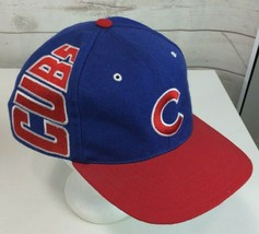 VTG Chicago Cubs MLB American Needle Airhead Wool Fitted Size Large Hat ... - $29.69